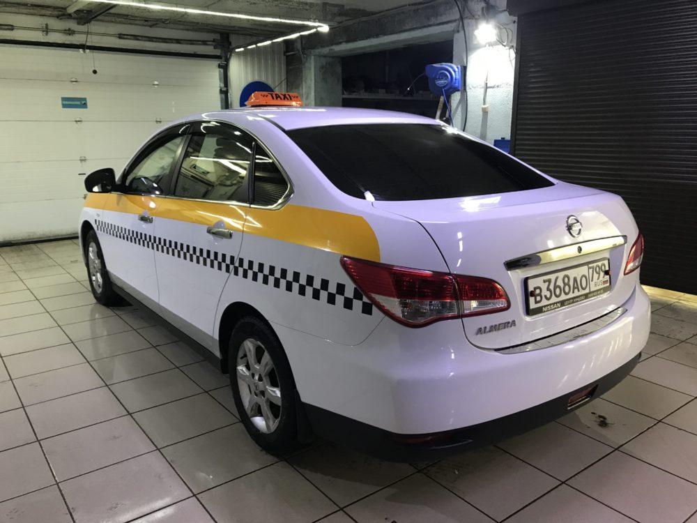 оклейка автомобиля под такси фото в брянске можно встретить огород